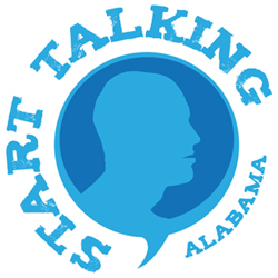 Start Talking Alabama Logo