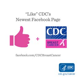 CDC Breast Cancer Facebook Page
