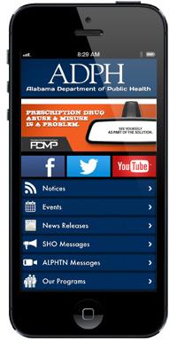 ADPH Mobile App
