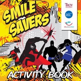 Smile Savers Activity Book