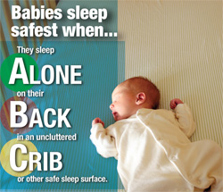 Safest Way For Baby To Sleep