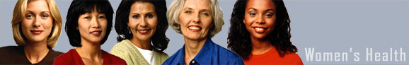 Womens Health Banner Image